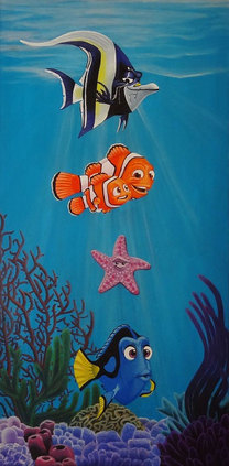 Finding Nemo/Dr. Seuss
